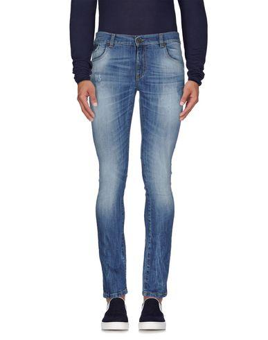 Джинсовые брюки FRANKIE MORELLO 42547516HI