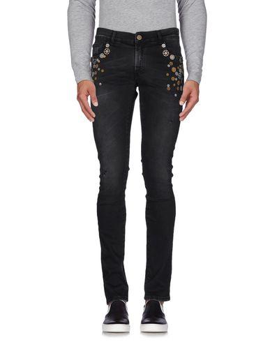 Джинсовые брюки FRANKIE MORELLO 42547529HE