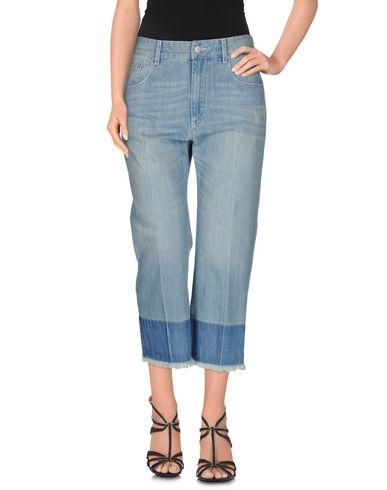 Джинсовые брюки ISABEL MARANT TOILE 42547696FP