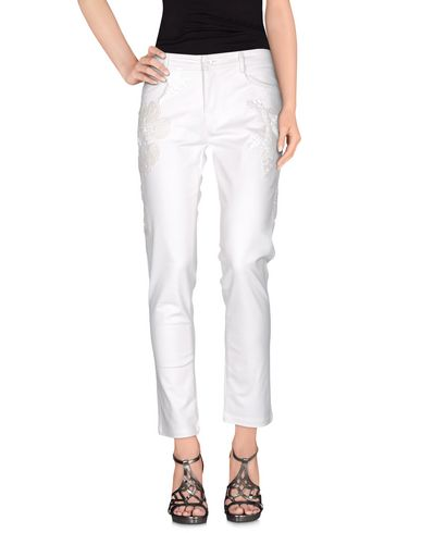 Джинсовые брюки P.A.R.O.S.H. 42547870WN