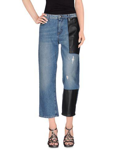 Джинсовые брюки MCQ ALEXANDER MCQUEEN 42548036TS
