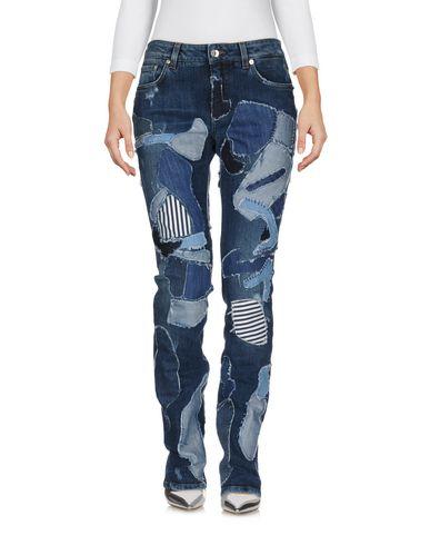 Джинсовые брюки DOLCE & GABBANA 42548571MA
