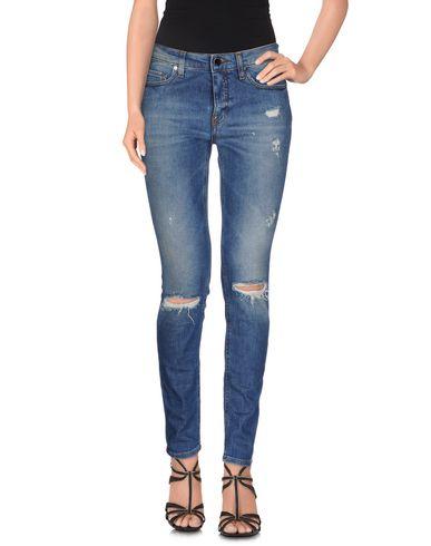 Джинсовые брюки VICTORIA BECKHAM DENIM 42548625CQ