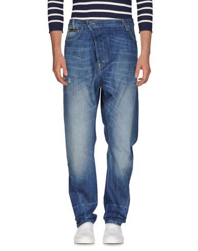 Джинсовые брюки VIVIENNE WESTWOOD ANGLOMANIA LEE 42548663UJ