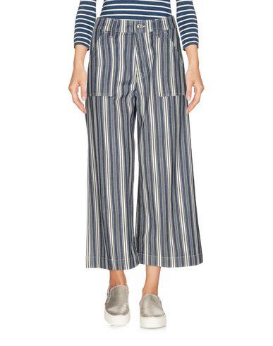 Джинсовые брюки-капри 7 FOR ALL MANKIND 42549007QO