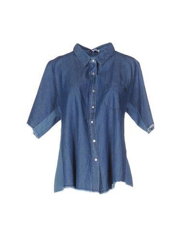 Джинсовая рубашка SUNCOO 42549017MI