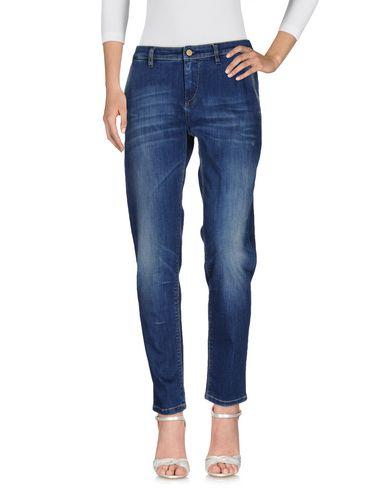 Джинсовые брюки RE-HASH 42549144TJ