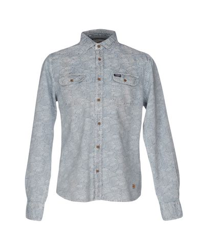 PETROL INDUSTRIES CO. Camisa hombre