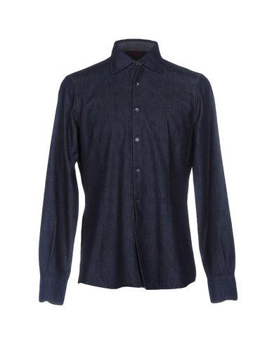 Джинсовая рубашка PRIMO EMPORIO 42549531ME