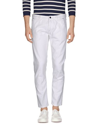 Джинсовые брюки PAOLO PECORA 42549714PN