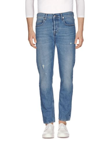 Джинсовые брюки MCQ ALEXANDER MCQUEEN 42549761EU