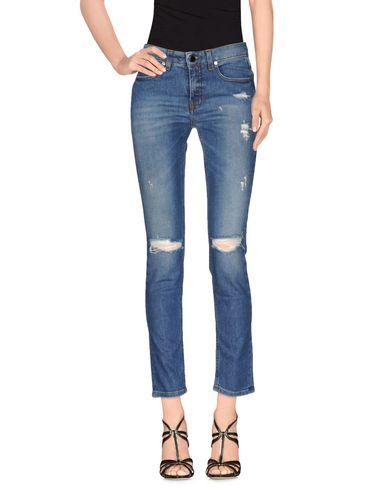 Джинсовые брюки VICTORIA BECKHAM DENIM 42550004MS