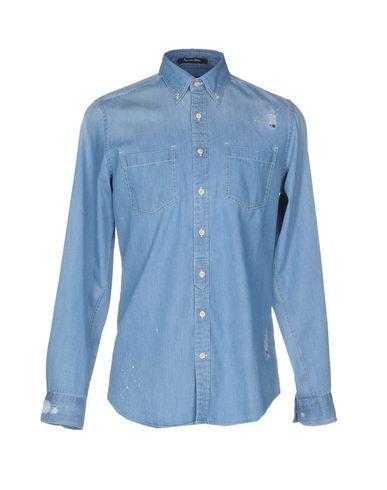 Джинсовая рубашка GANT 42550104AS