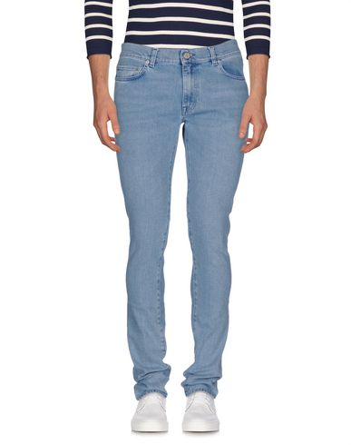 Джинсовые брюки ACNE STUDIOS 42550429CR
