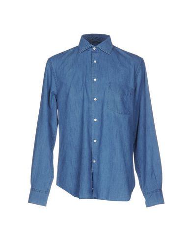 Джинсовая рубашка ASPESI 42550454SC