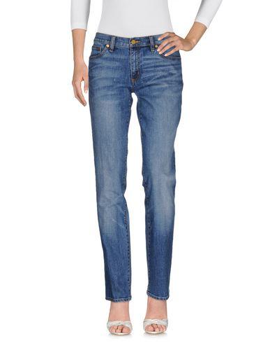 Джинсовые брюки TORY BURCH 42550601SR