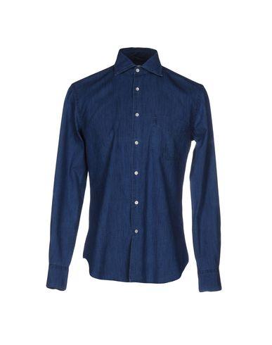 Джинсовая рубашка ASPESI 42550610HK