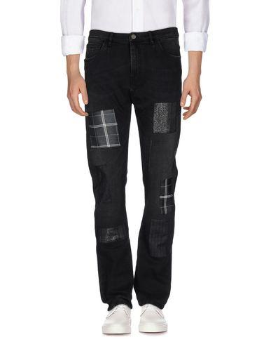 Джинсовые брюки FRANKIE MORELLO 42550622IM