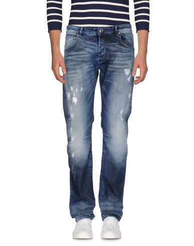 Джинсовые брюки PIERRE BALMAIN 42550867SB