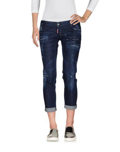Джинсовые брюки-капри DSQUARED2 42551160HD