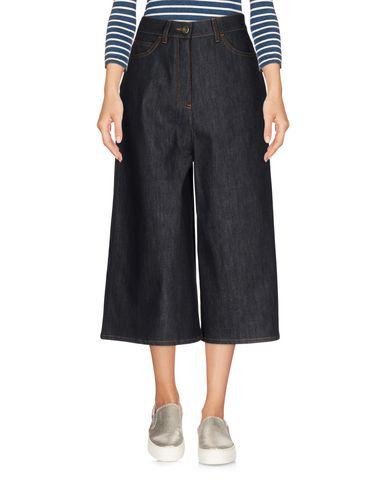 Джинсовые брюки-капри VALENTINO 42551178MR