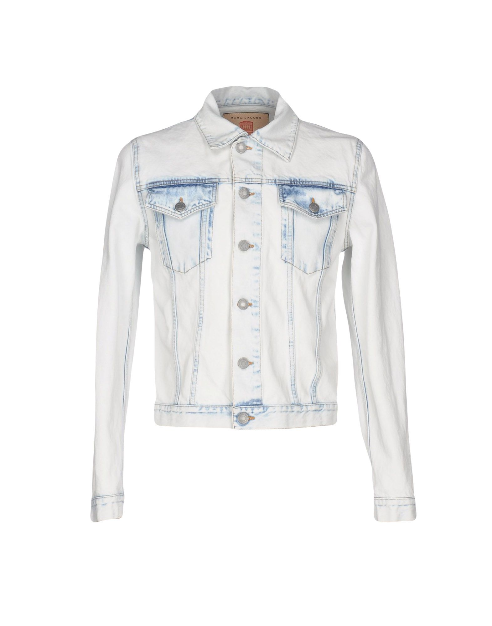 marc jacobs male marc jacobs denim outerwear