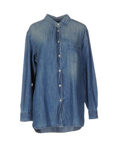Джинсовая рубашка TRUE NYC. 42551649HI