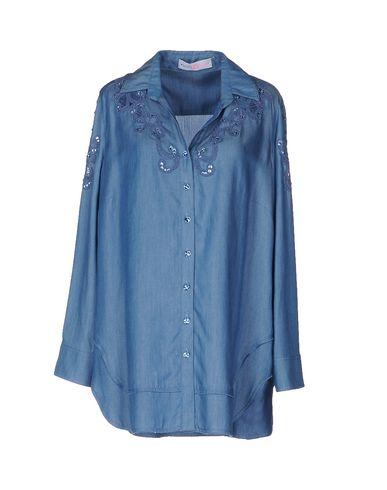 Джинсовая рубашка SEVERI DARLING 42551778XR