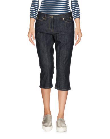 Джинсовые брюки-капри CONTE OF FLORENCE 42552012AJ