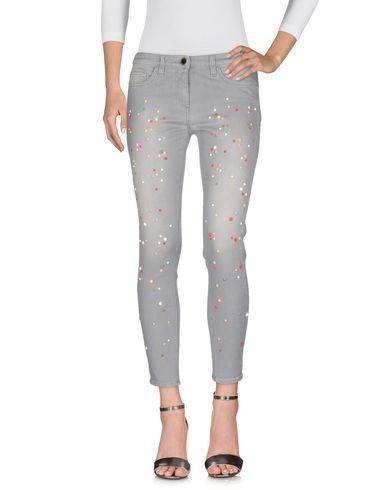 Джинсовые брюки ELISABETTA FRANCHI JEANS 42552161EB