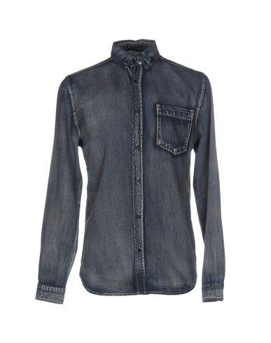 Джинсовая рубашка CHEAP MONDAY 42552166IR