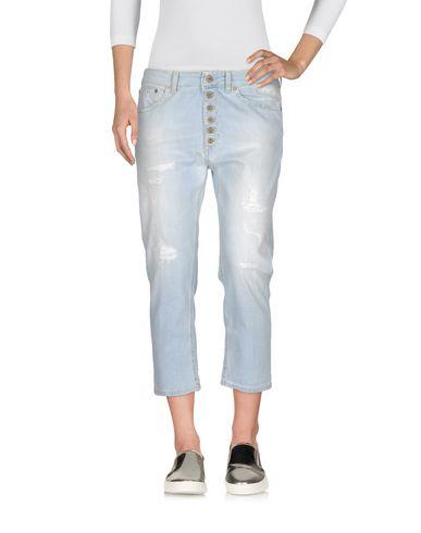 Джинсовые брюки-капри DONDUP 42552295DP