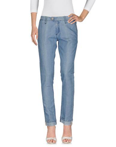 Джинсовые брюки PAOLO PECORA 42552382NG
