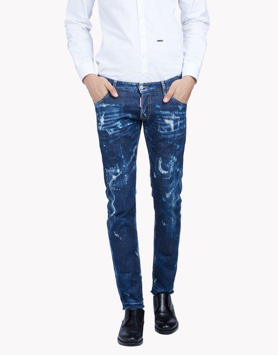 dsquared2 men 39 s jeans skinny regular distressed official store. Black Bedroom Furniture Sets. Home Design Ideas
