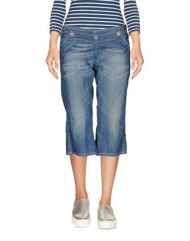 Джинсовые брюки-капри GUESS 42552494KO