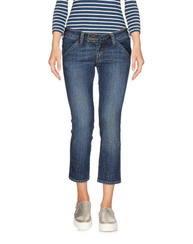 Джинсовые брюки-капри PUERCO ESPIN 42552508JD
