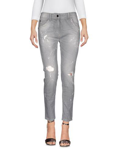 Джинсовые брюки RELISH 42552519CN