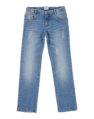 Джинсовые брюки ARMANI JUNIOR 42552526IA