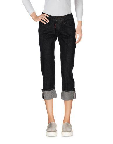 Джинсовые брюки-капри DSQUARED2 42552597XA