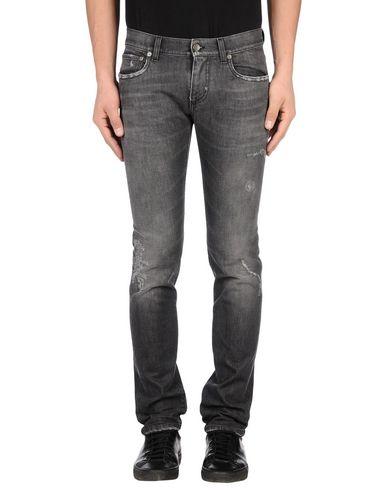 Джинсовые брюки DOLCE & GABBANA 42552848EQ