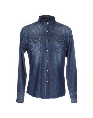 Джинсовая рубашка HTC 42552914FX