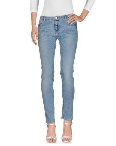 Джинсовые брюки PINKO BLACK 42552933OK
