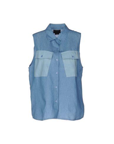 Джинсовая рубашка STUSSY 42553591UE