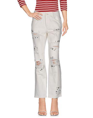 Джинсовые брюки ERMANNO SCERVINO 42553614OP