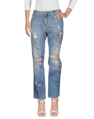 Джинсовые брюки ERMANNO SCERVINO 42553638UG