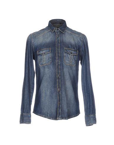 Джинсовая рубашка ANTONY MORATO 42553664LG