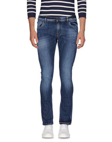 Джинсовые брюки FRANKIE MORELLO 42553716MA