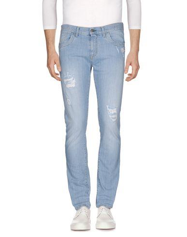 Джинсовые брюки BIKKEMBERGS 42553788OL