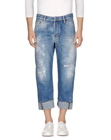 Джинсовые брюки-капри DSQUARED2 42553878BN