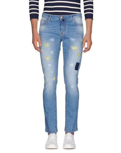 Джинсовые брюки B SETTECENTO 42553925WO
